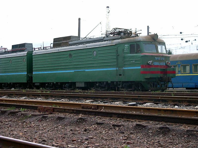 ВЛ11м-158 на ст. Мукачеве, Закарпатська обл.