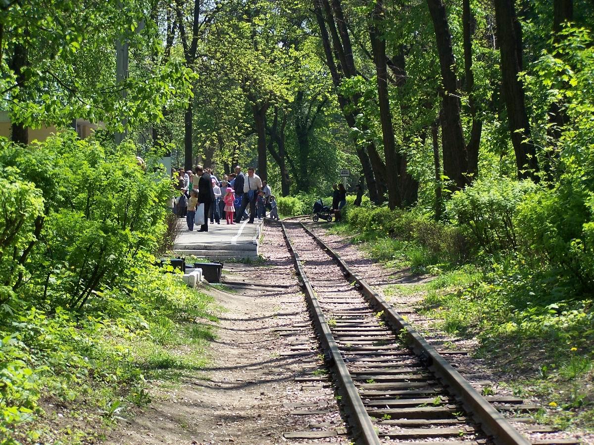 Станція Яблунька