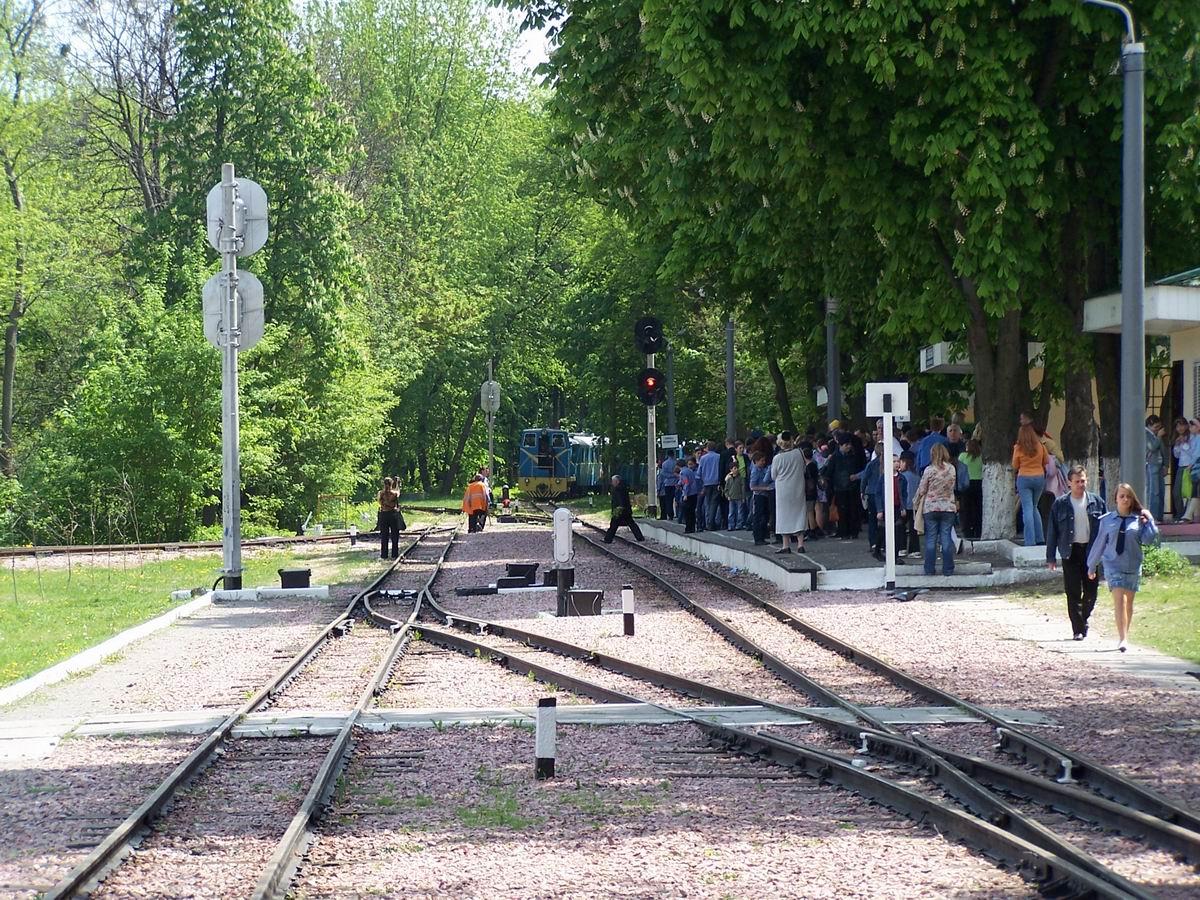 Станція Вишенька