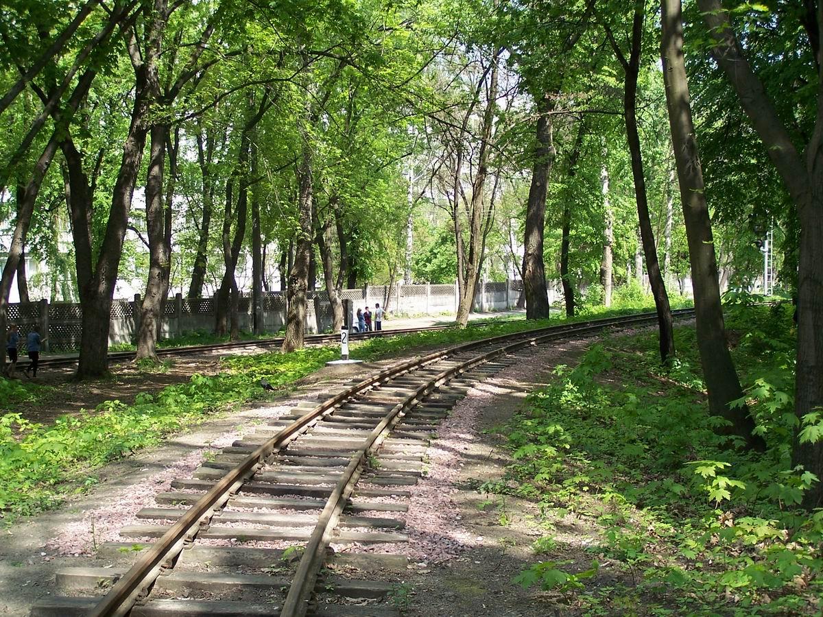 Петля з'єднання між станціями Вишенька та Яблунька
