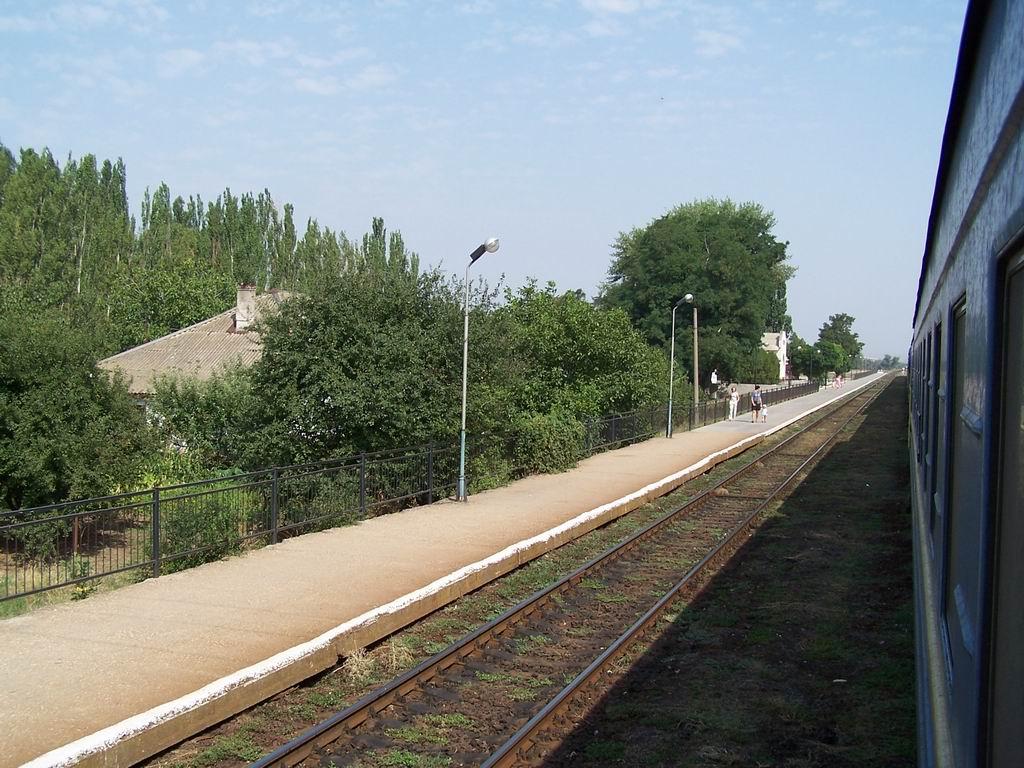 Станція Армянськ, АР Крим