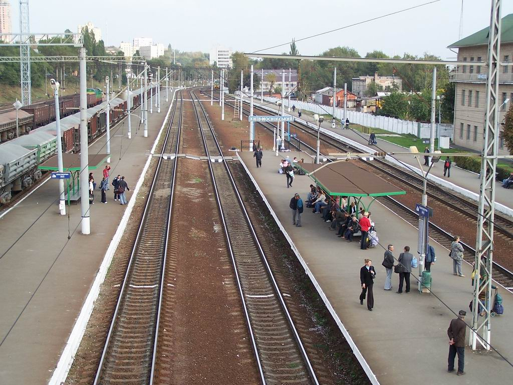 Станція Київ-Московський