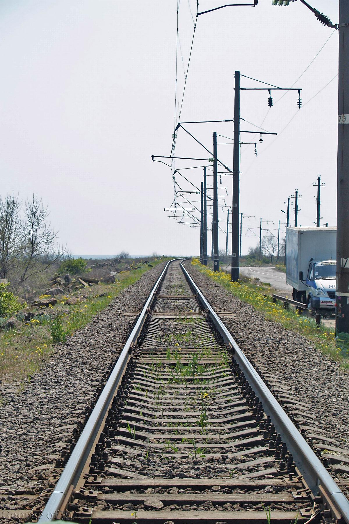 Перегін Кароліно-Бугаз - Бугаз, Одеська область