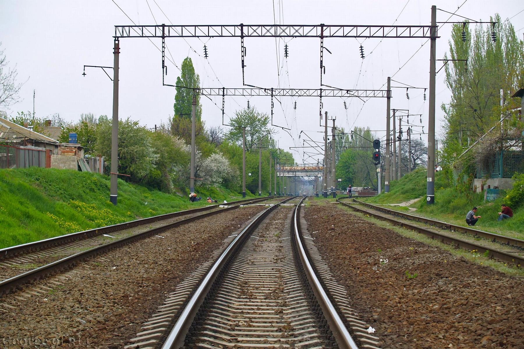 Перегін Одеса-Товарна - Одеса-Застава-І, справа перегін Одеса-Товарна - Одеса-Застава-ІІ
