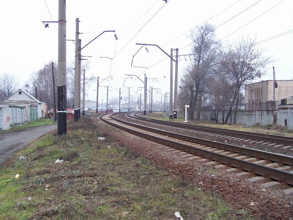 Перегон Київ-Волинський-Борщагівка