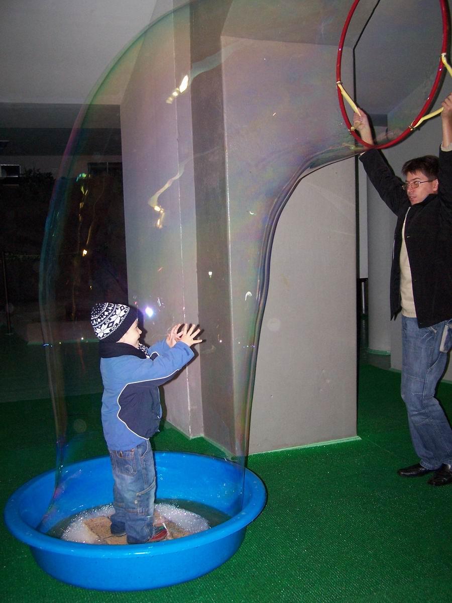 Таку бульбашку можна зробити самому