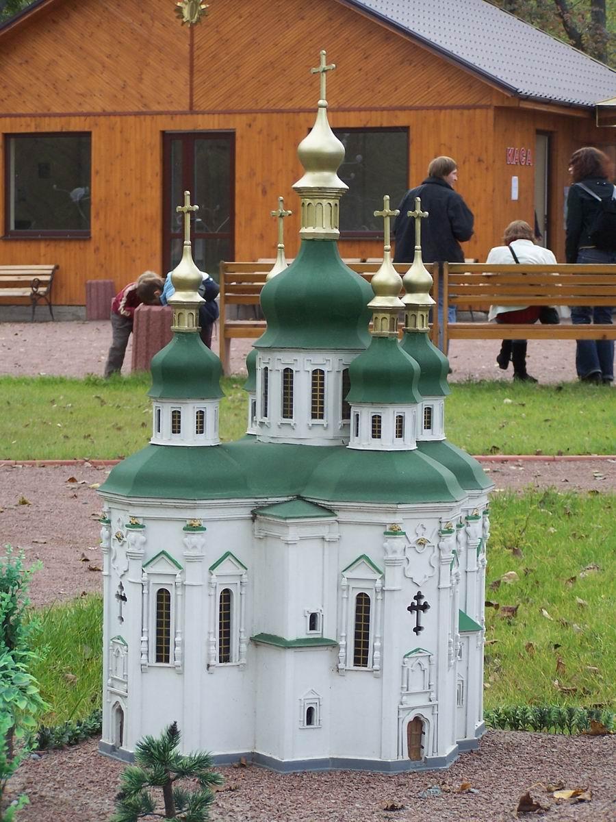 Георгіївський собор Видубицького монастиря
