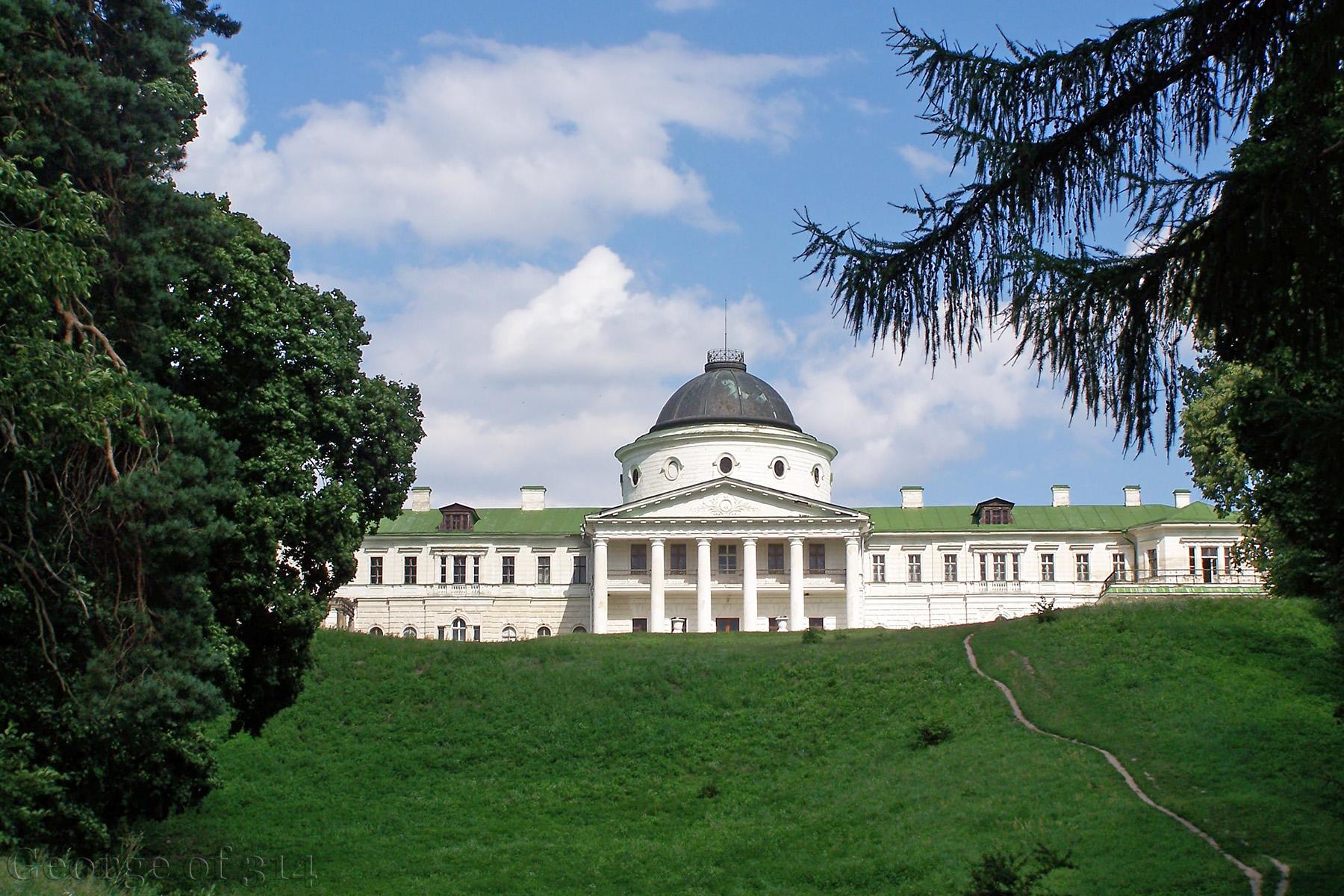 Качанівський палац, Чернігівська обл.