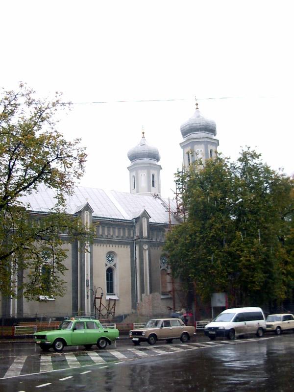 Уніатська (велика) церква