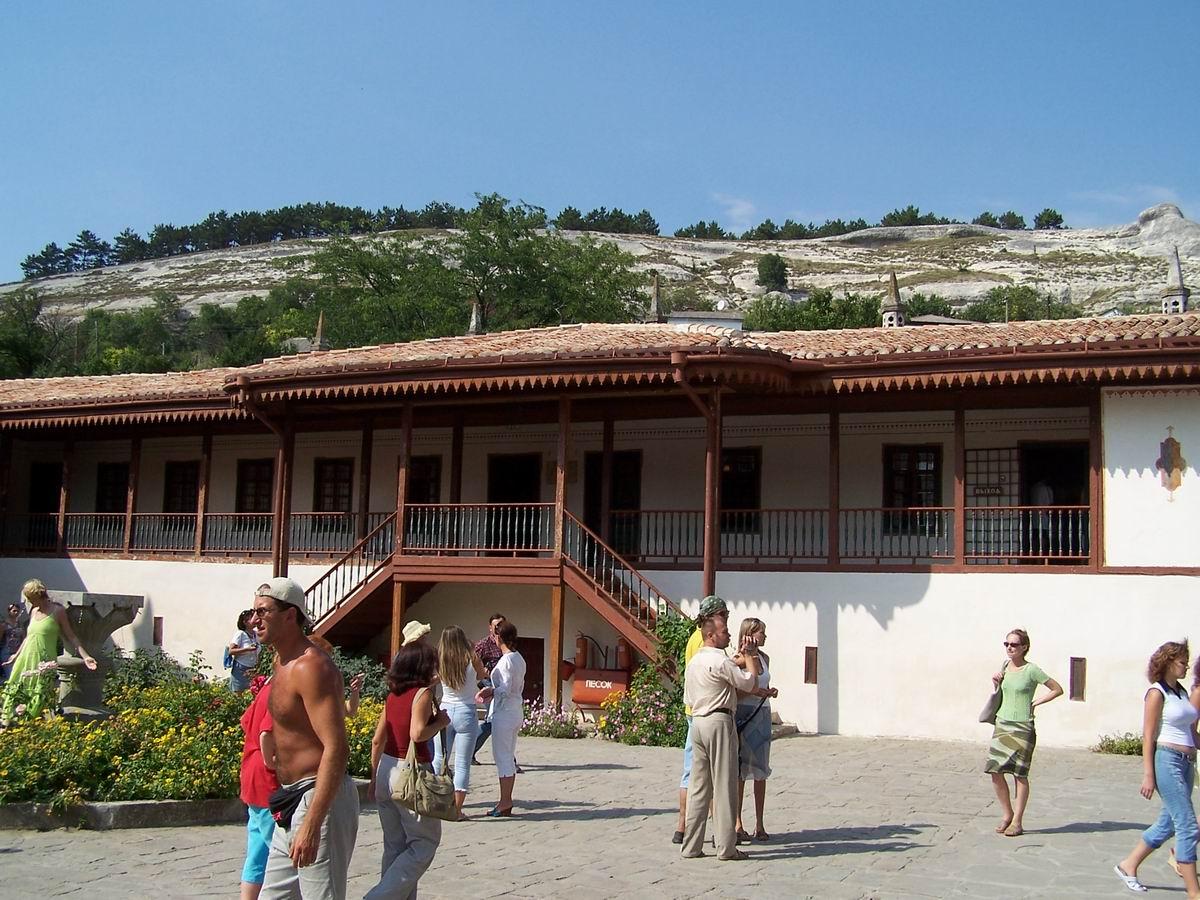 Ханський палац