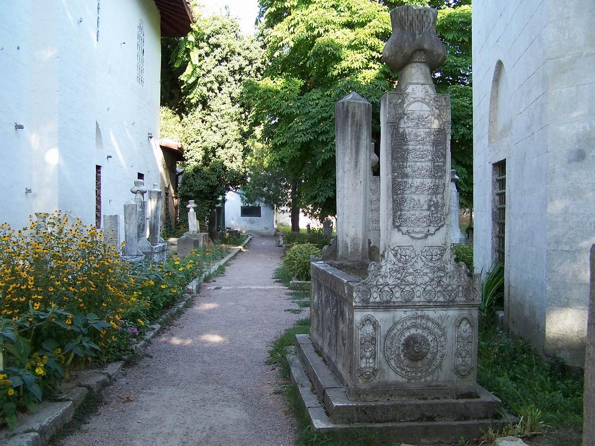 Кладовище