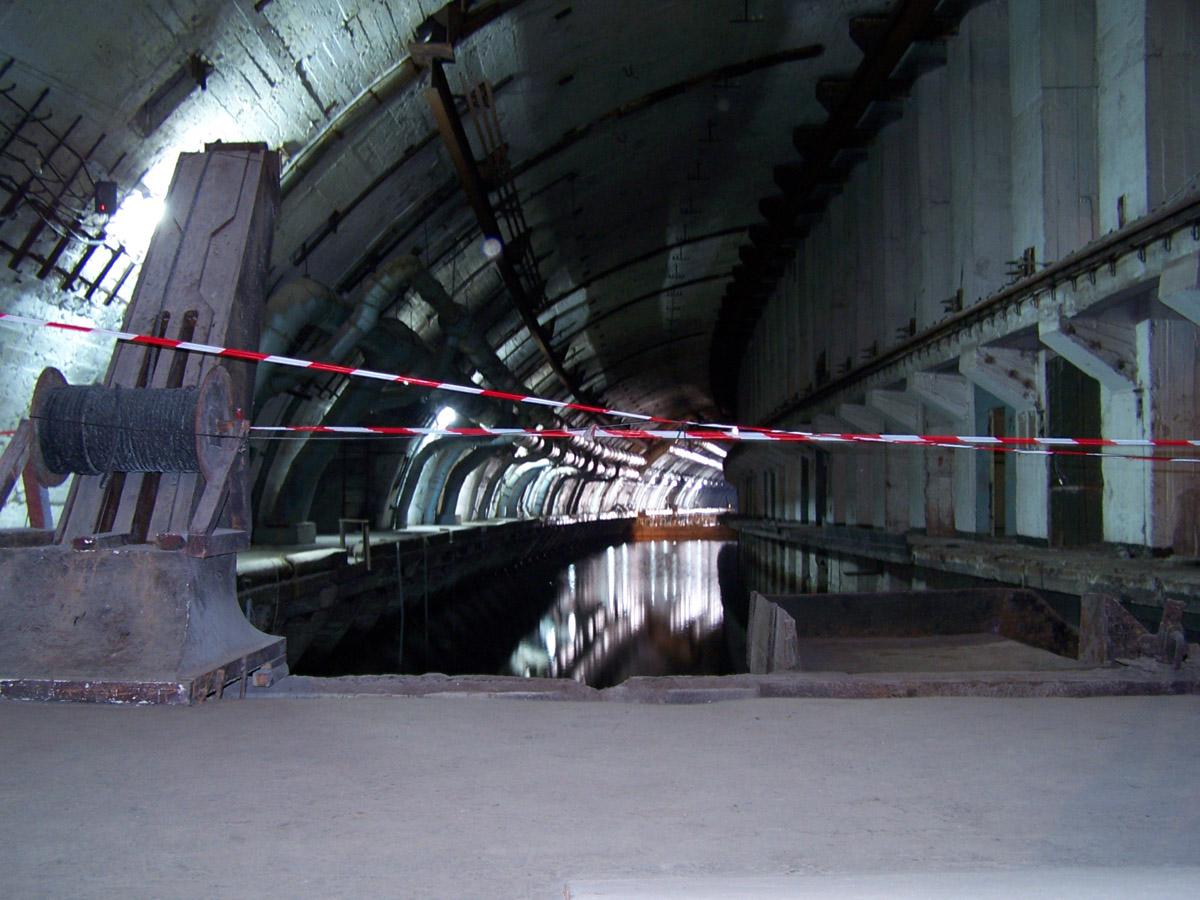 База підводних човнів Чорноморського флоту СРСР, Балаклава