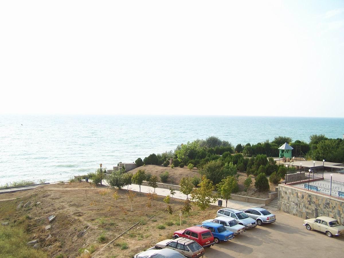 Море в Береговому