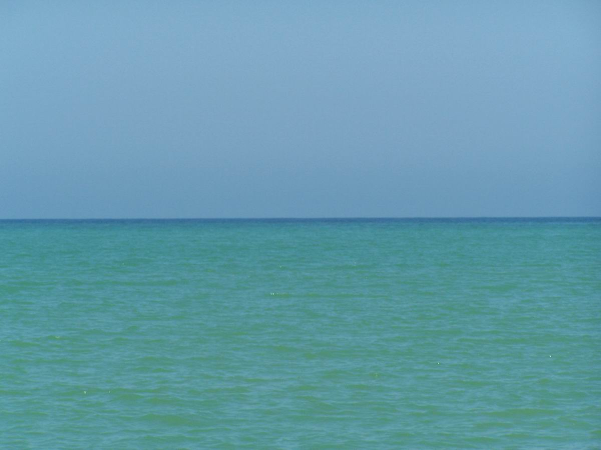Вранішнє море
