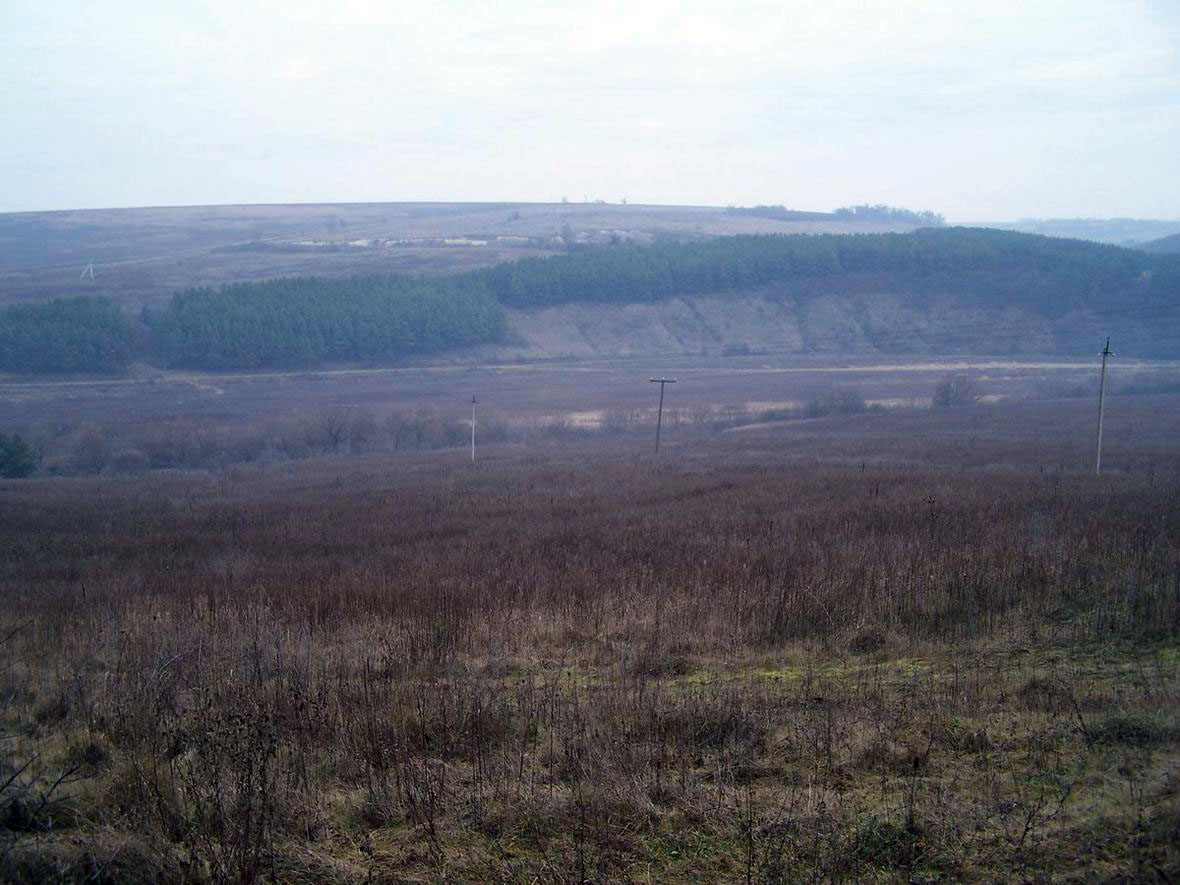 Околиці смт Смотрич