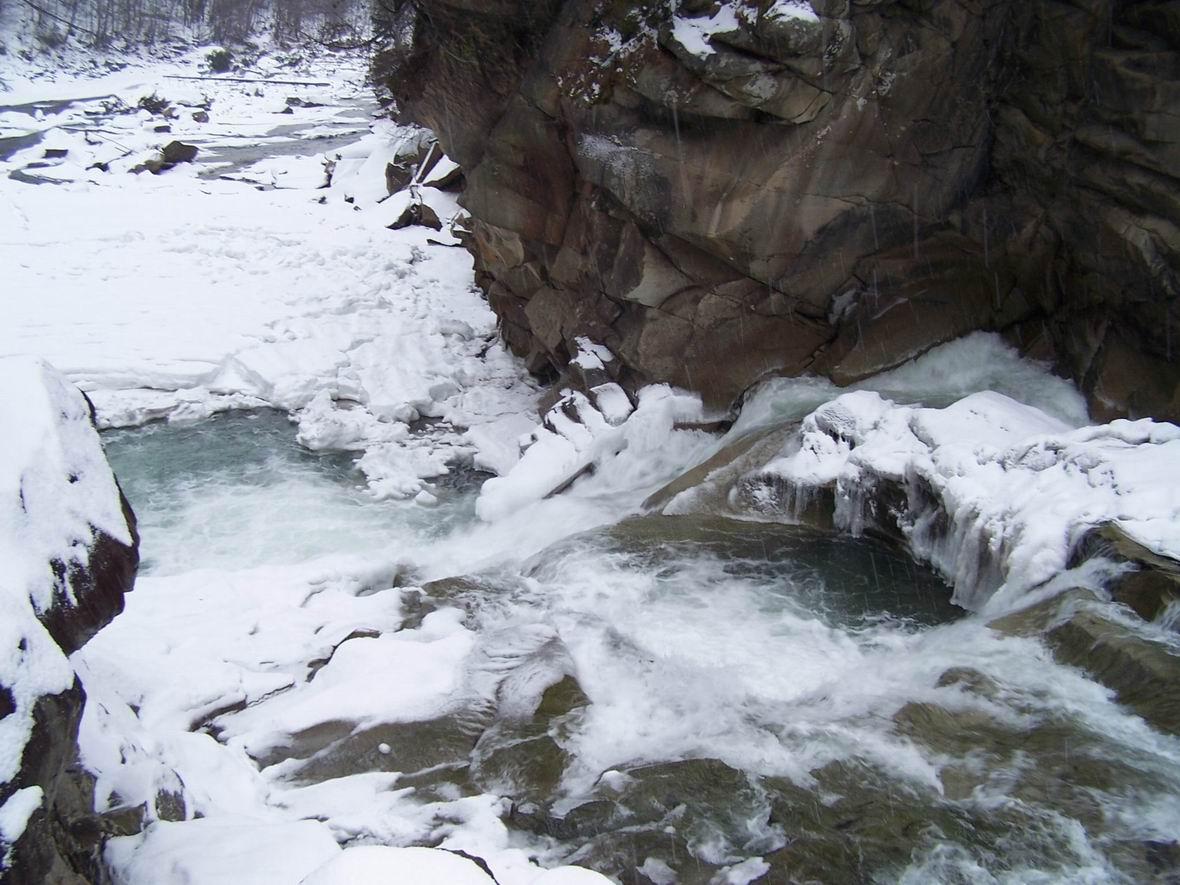Водоспад в Яремче