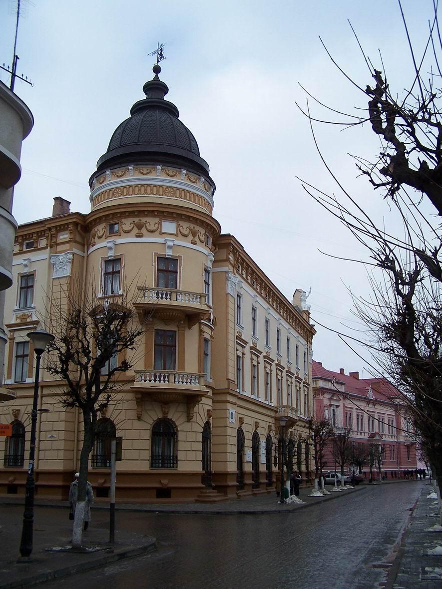 Музей народного мистецтва Гуцульщини і Покуття