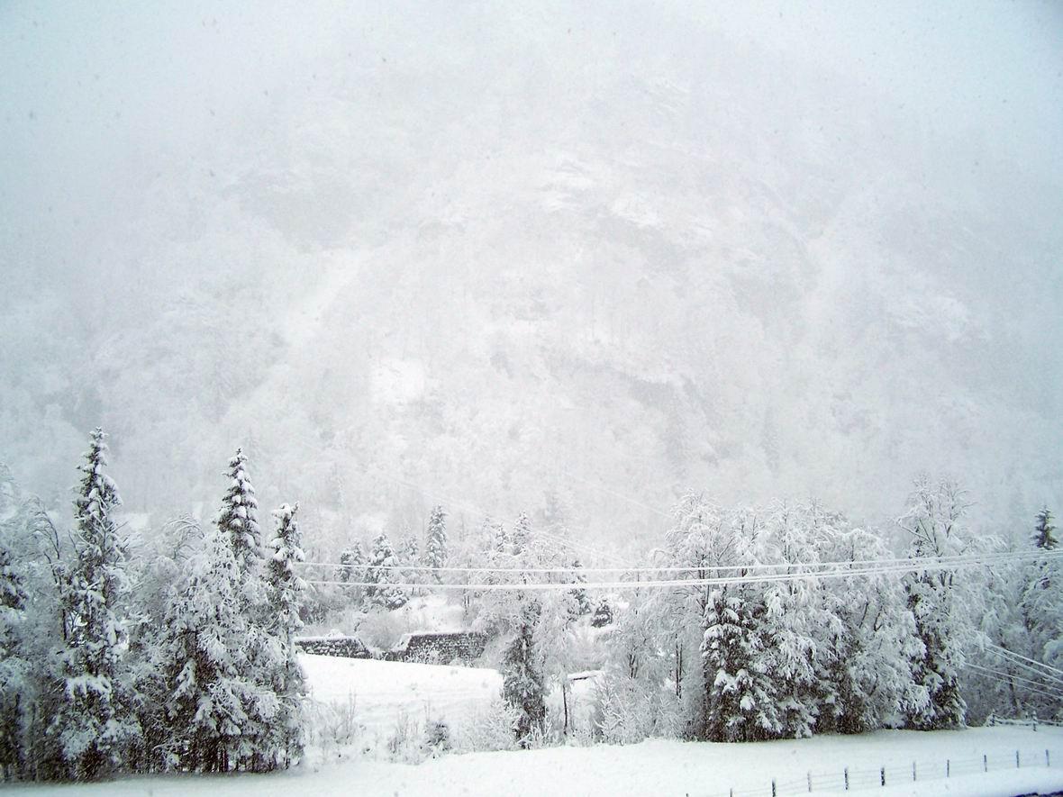Сніжні АЛьпи, околиці м. Капрун, Австрія