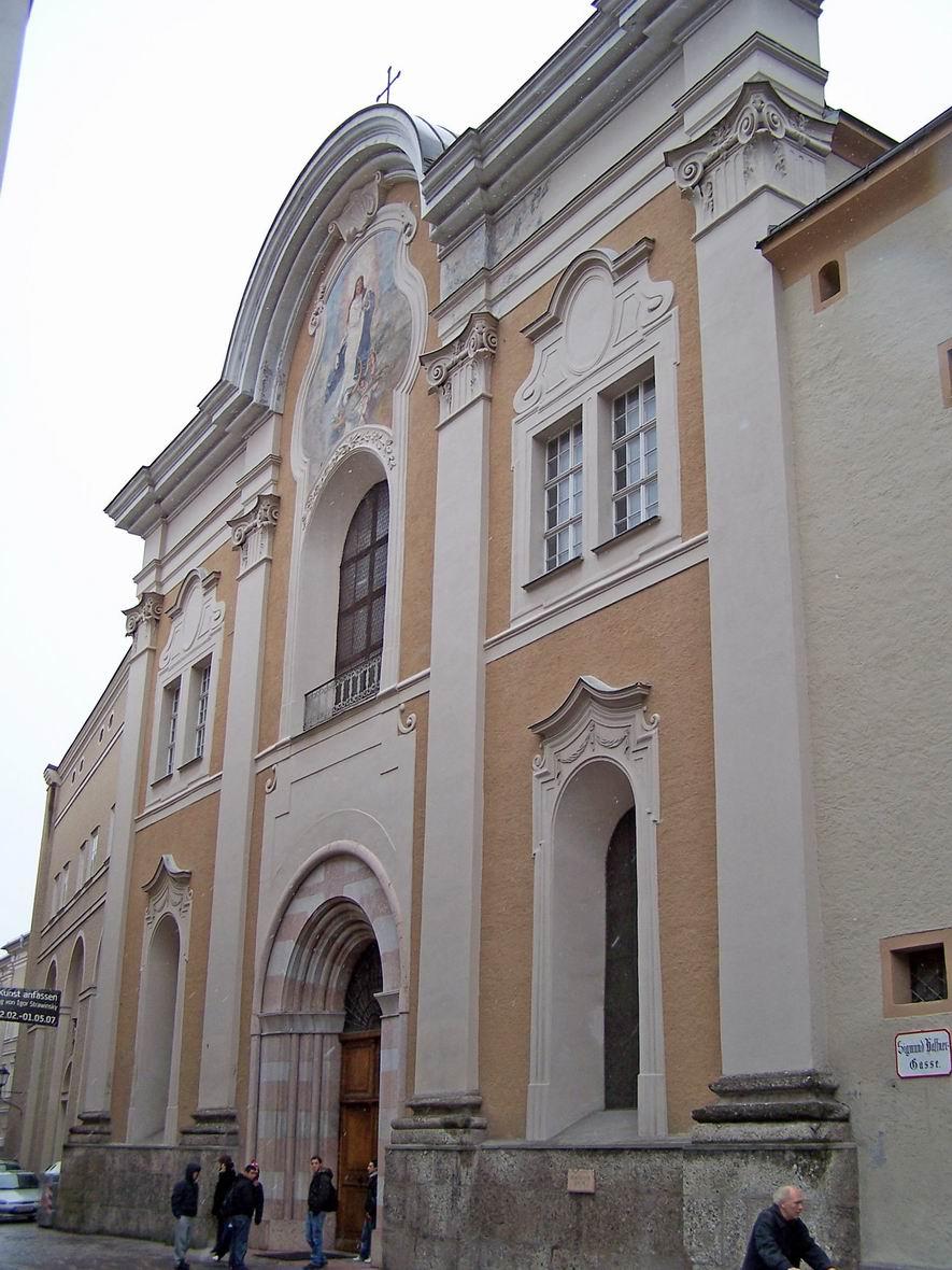 Костьол, Зальцбург, Австрія