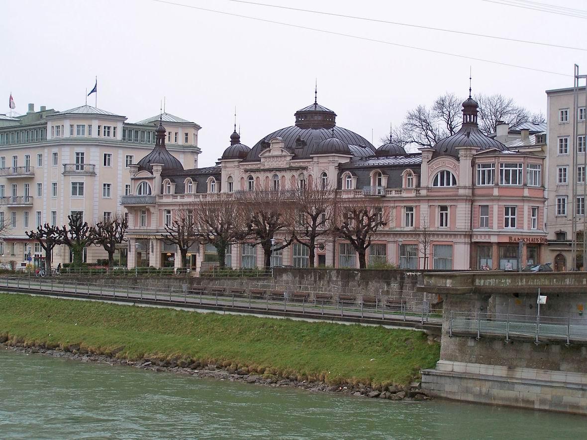 Ландестеатр, Зальцбург, Австрія