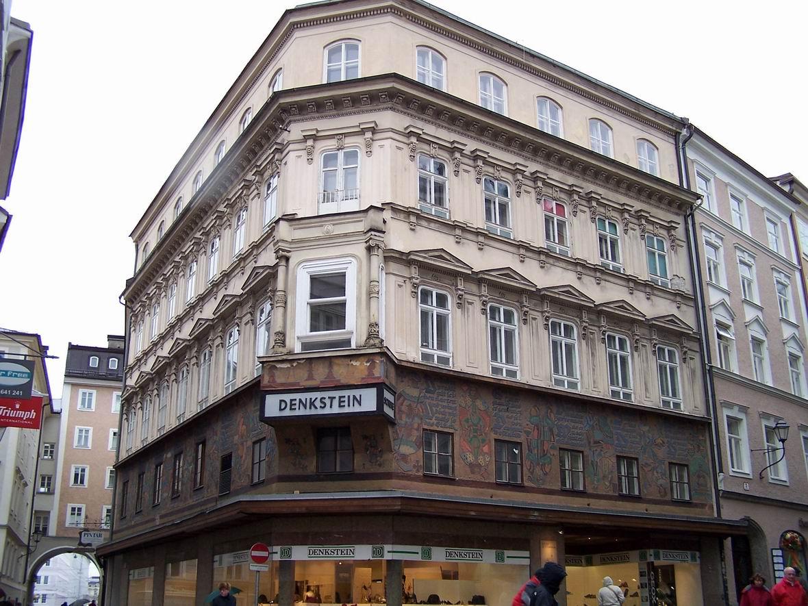 Архітектура, Зальцбург, Австрія