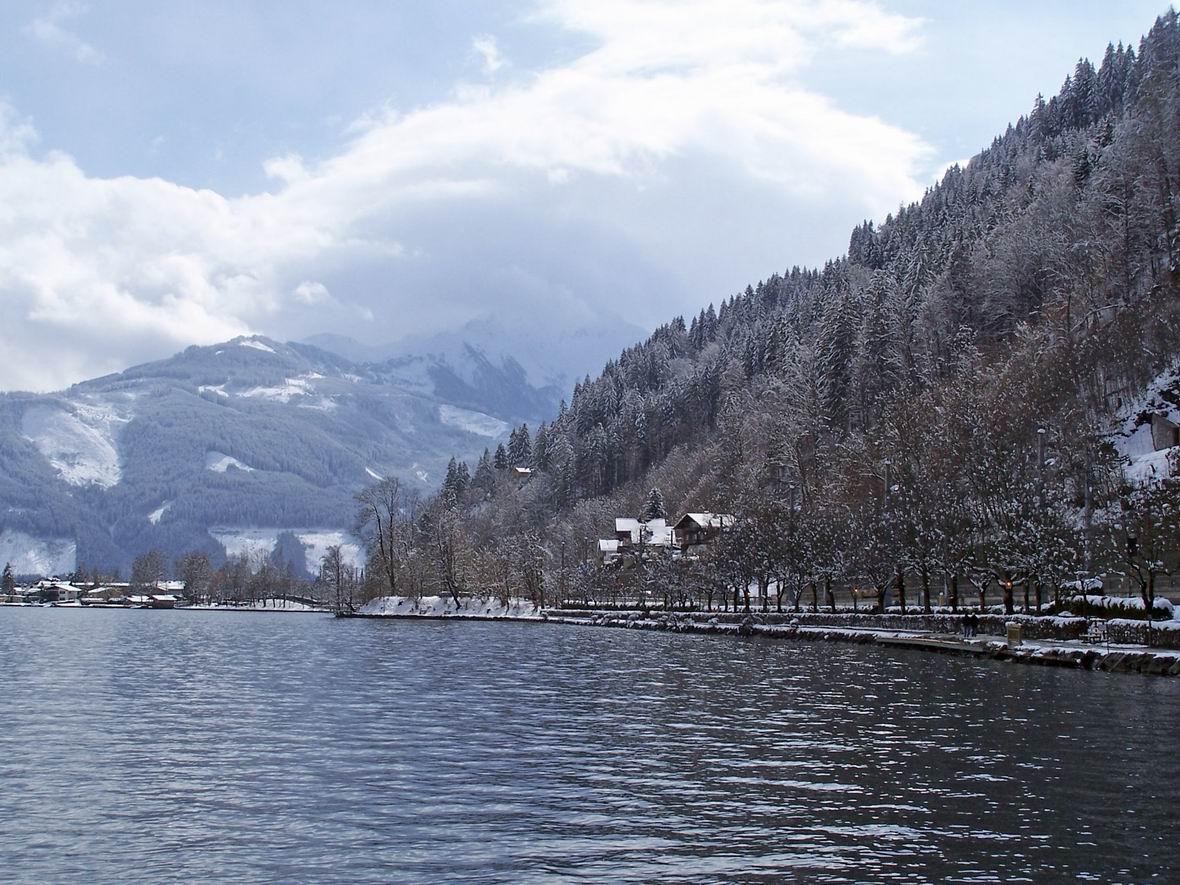 Озеро Целлер-Зее, м. Цель-ам-Зее, Австрія